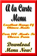 Download A La Carte Menu