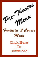 Download Pre-Theatre Menu